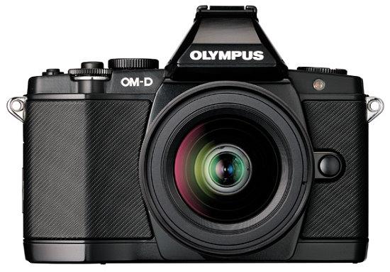 Olympus e m5 black 550